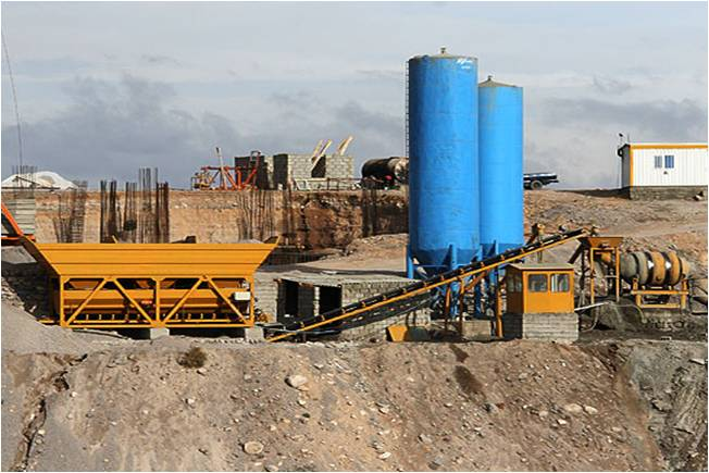 Concrete Batching Plant 60-70
