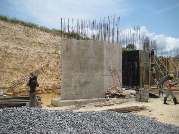 Crusher in Angola