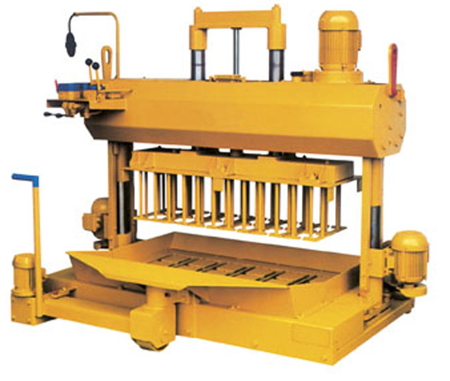 Block Making Egg Laying Machine Model: 300-450B/H