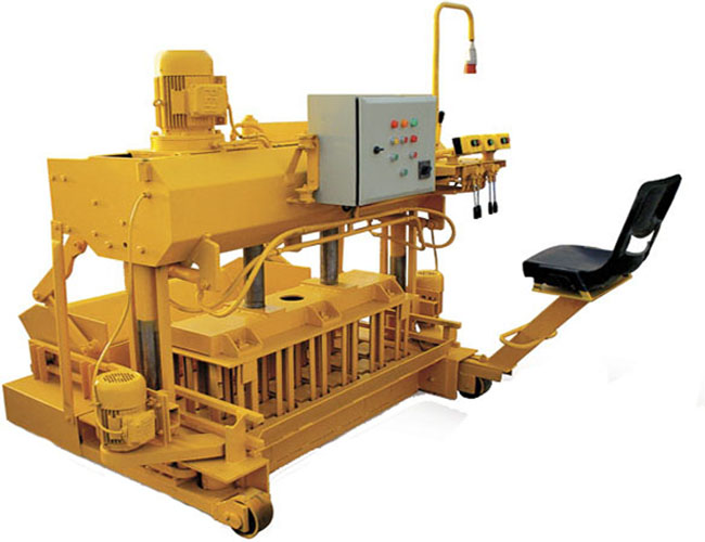 Block Making Egg Laying Machine Model: 450-600B/H